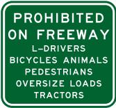 prohibited-on-freeway