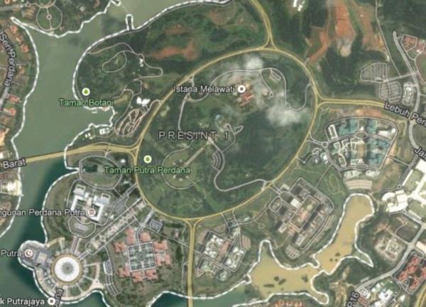 putrajaya-malaysia-largest-roundabout