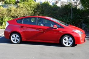 A second hand Toyota Prius, such as this 2012 i-Tech, will offer quiet around-town motoring on its electric motor