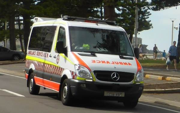 ambulance NSW