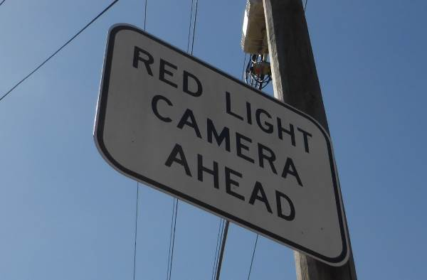 How Are Red Light Cameras Triggered Driver Knowledge Test