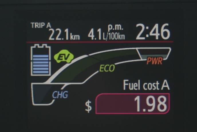 Calculating Fuel Economy and Usage