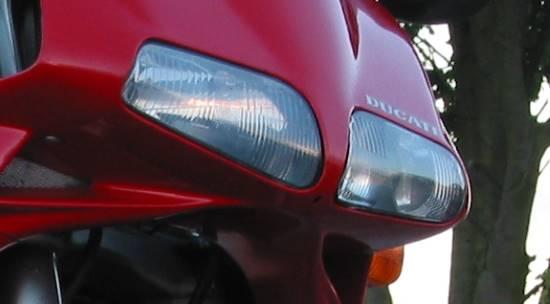 ducati 748 headlights