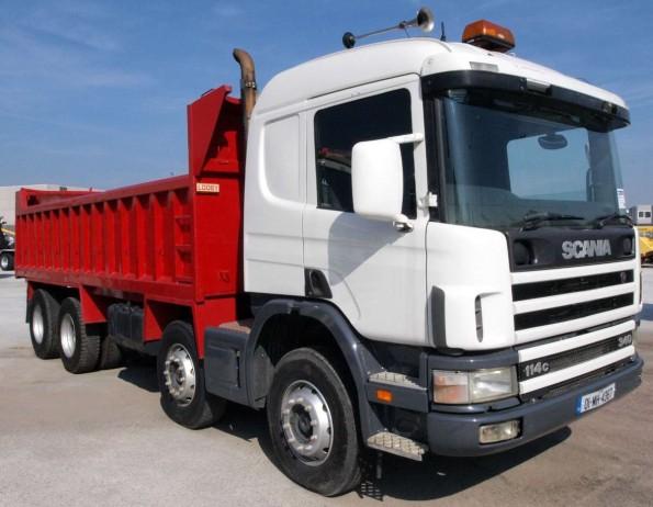 Rigid top load truck