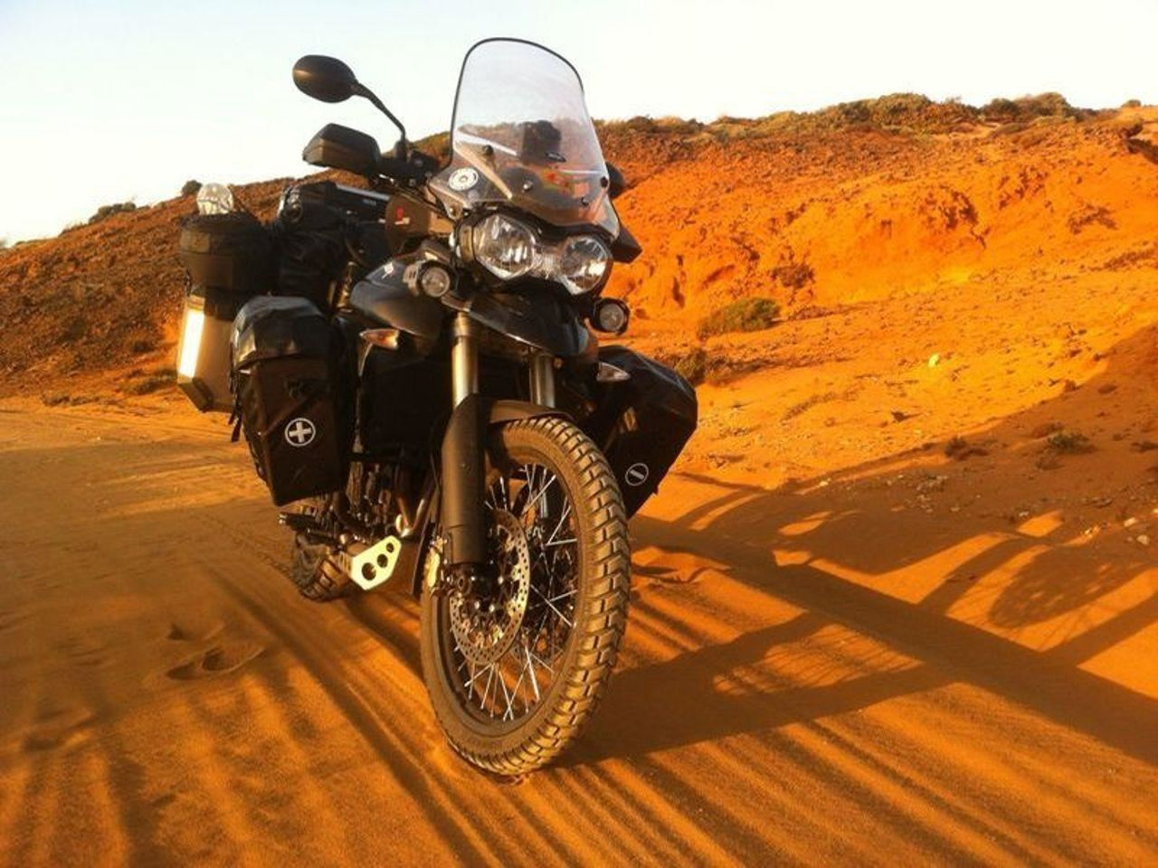 Motorbike Riding Tips For Hot Weather