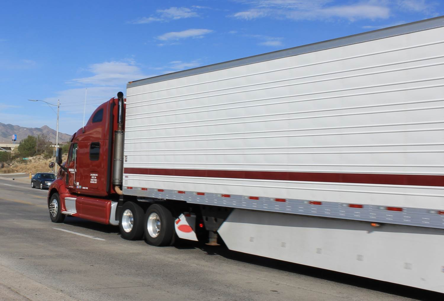 How to reduce fuel use using truck aerodynamic aids